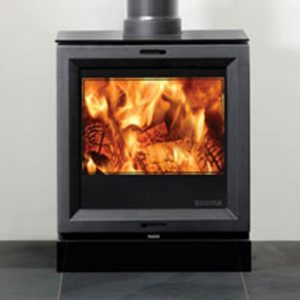 Stovax gas fire Raven Stoves
