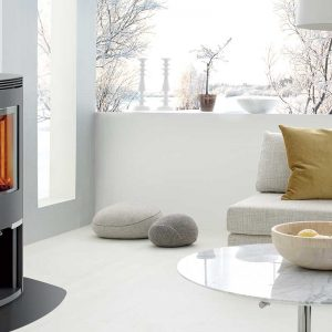 Electric fires from Raven Stoves in Suffolk