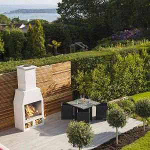 Outdoor fires from Raven Stoves in Suffolk