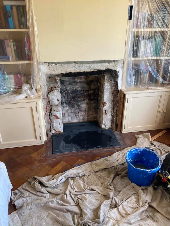 Fireplace Alternations and Building work in Suffolk